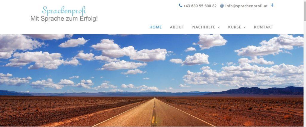 website sprachenprofi
