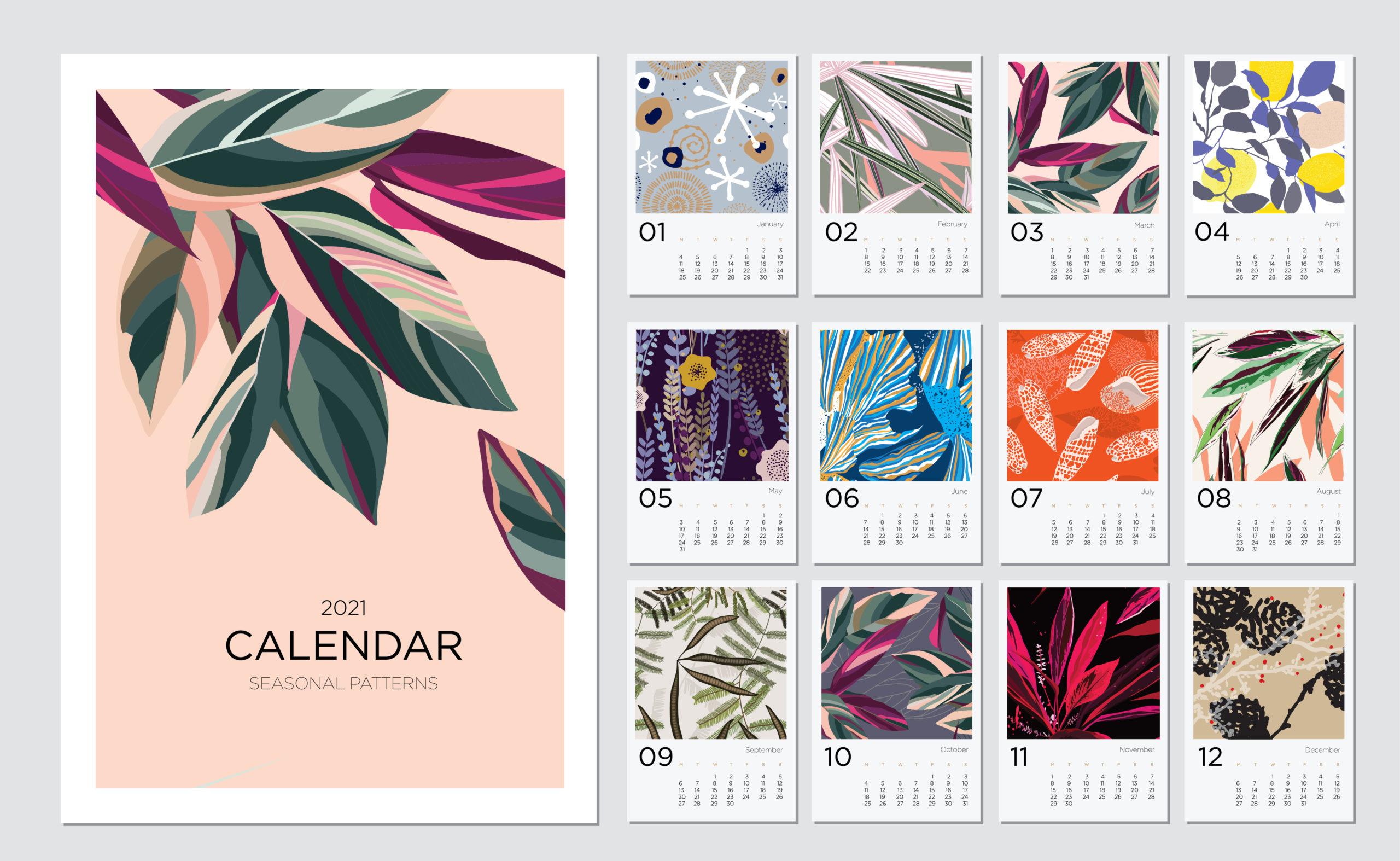 Kalender - Jetzt gestalten lassen vom Profi