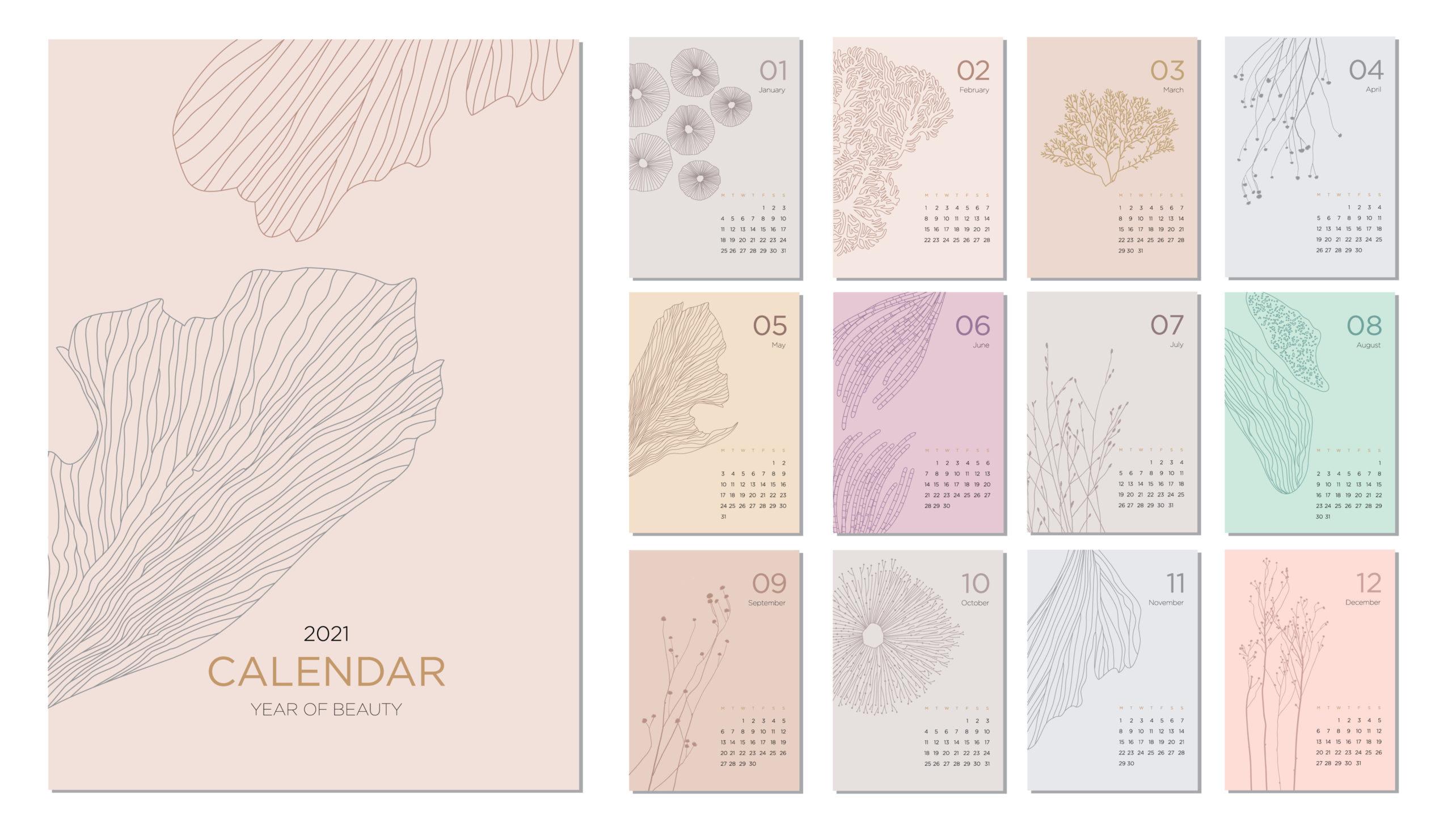 Kalender gestalten lassen